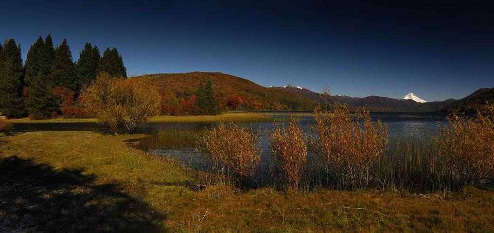 Panorama Lago quillen