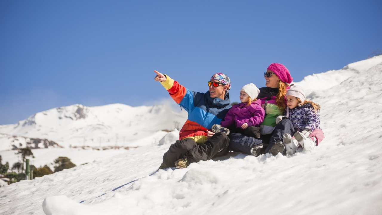 Centro de Esquí Caviahue
