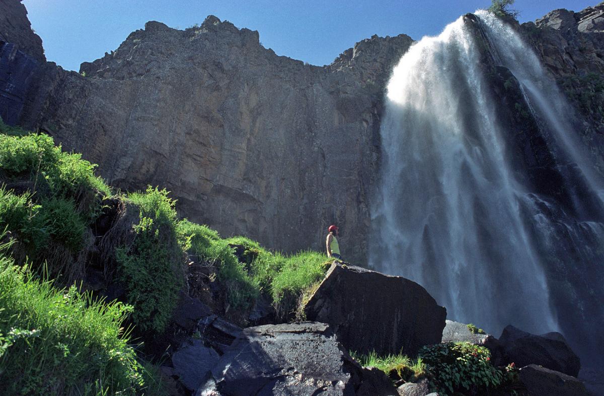 Cascada La Fragua - Manzano Amargo