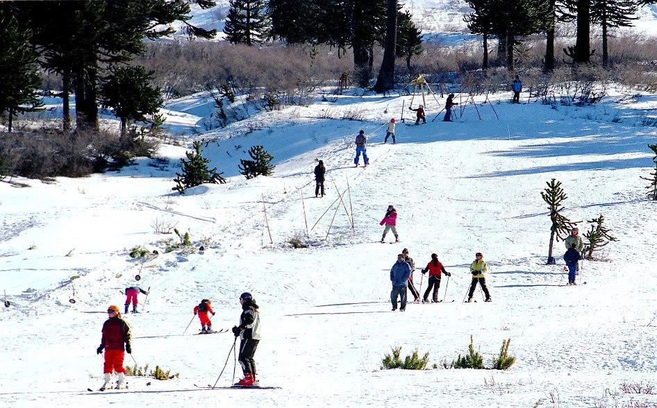 Parque de nieve Primeros Pinos