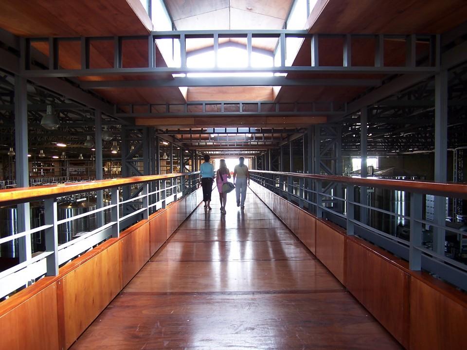 Instalaciones de Bodega Del Fin del Mundo