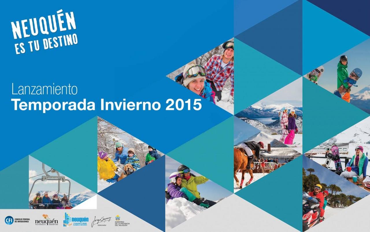 Lanzamiento Temporada Invierno 2015