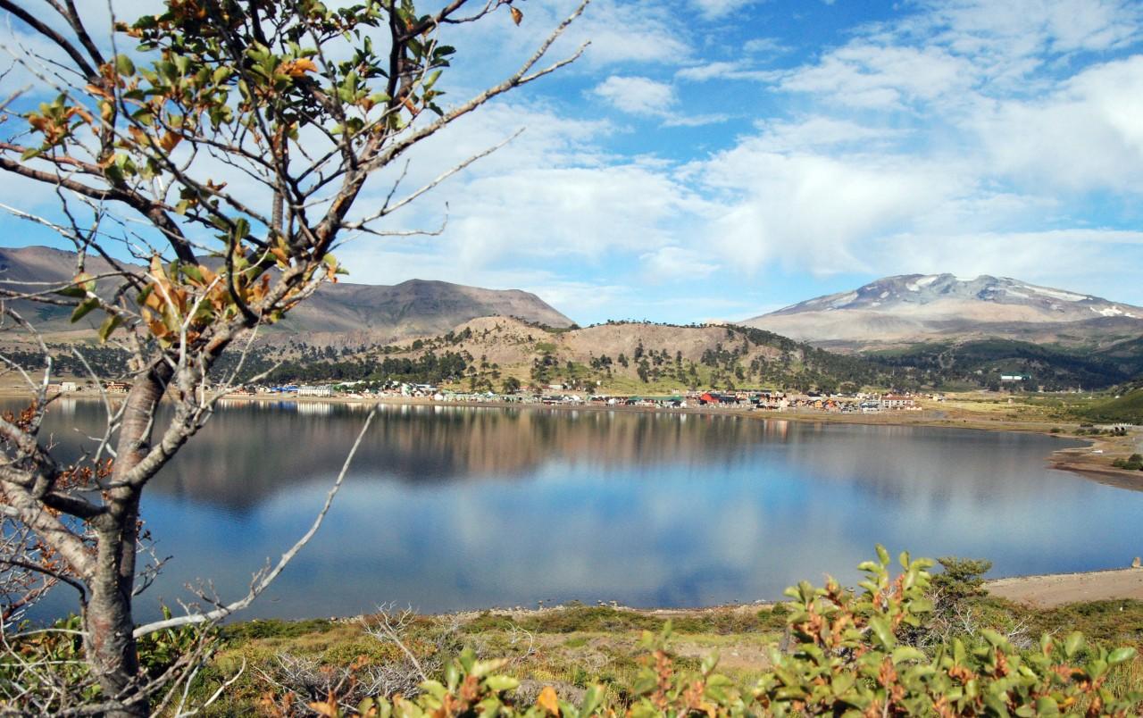 Vista de Caviahue