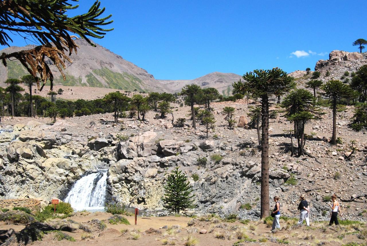 7 cascadas