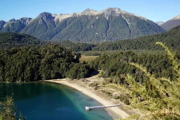 Mirador Lago Espejo
