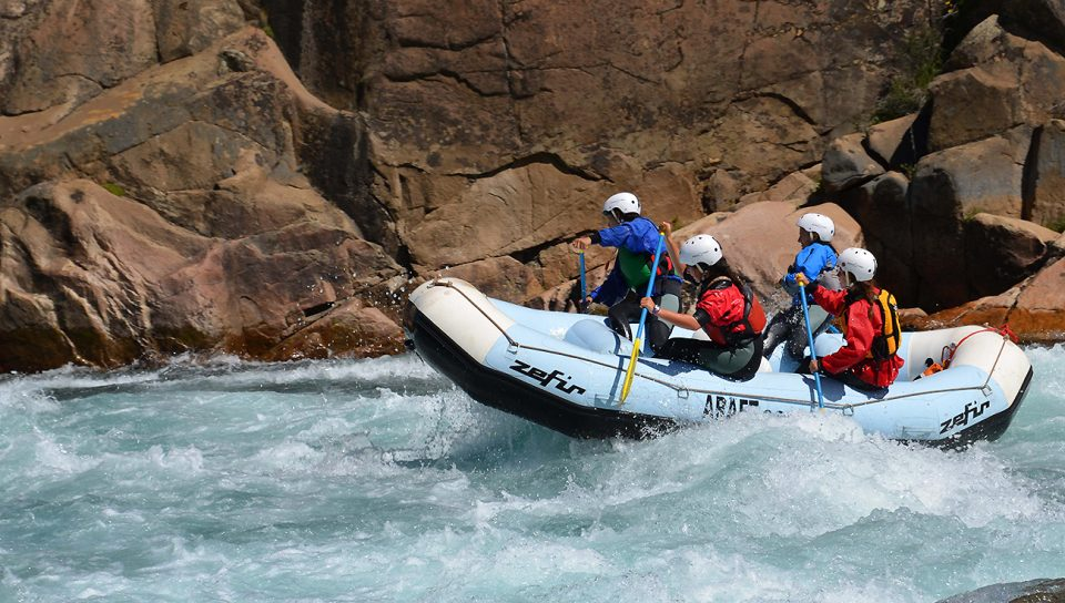 Rafting | Neuquén es tu Destino