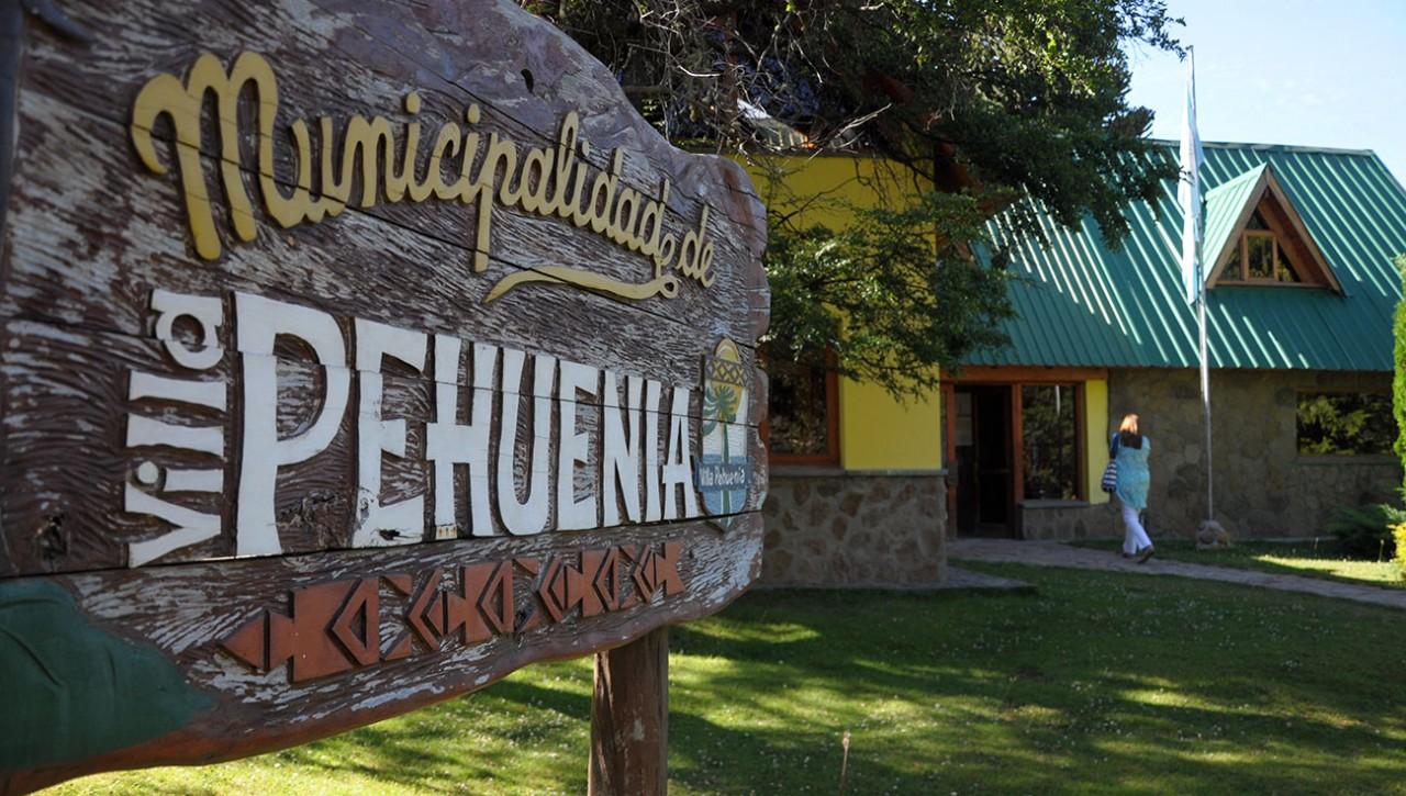 Villa Pehuenia Portal