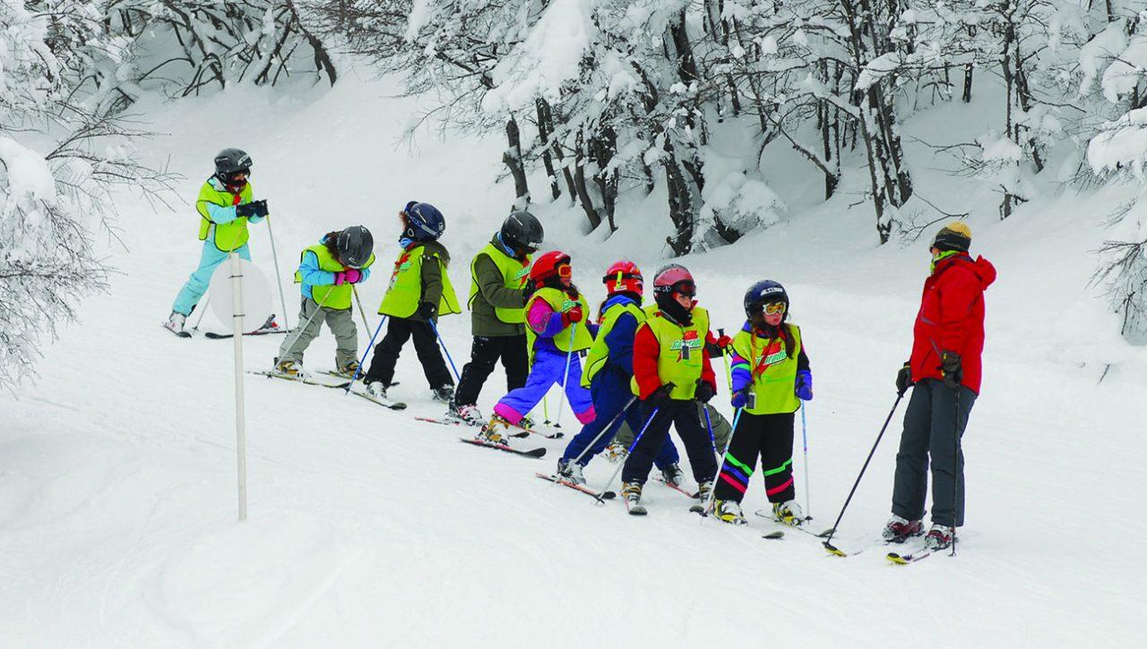WEB Comienza el programa de Esquí Escolar