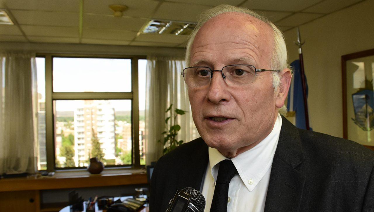 Ministro de Producción y Turismo Jose Bri