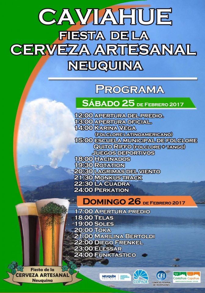 Programa Fiesta de la Cerveza